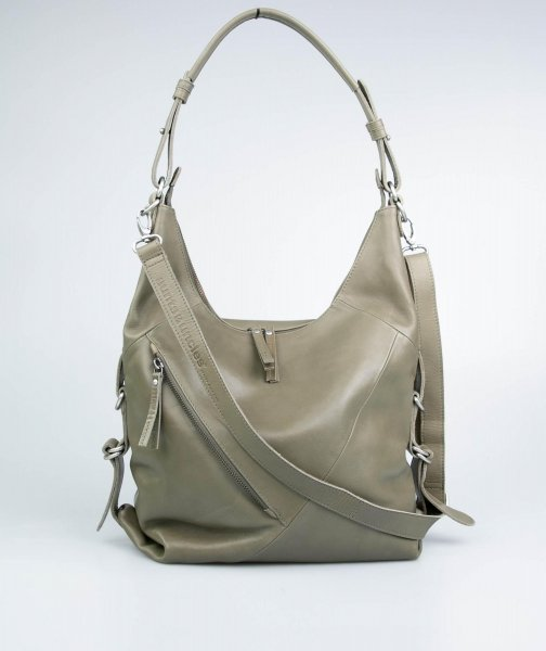 Aunts & Uncles Handtasche Chloe Chummy - Variante: Burnt Olive / Olive