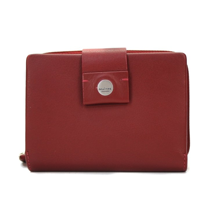 Henau Diethilde Purse MH9FZ red