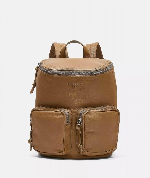 Liebeskind Berlin Tamora Backpack M pale honey