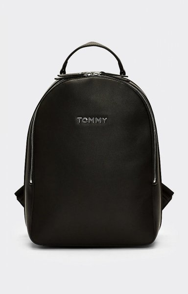 Tommy Staple Dome Backpack Black