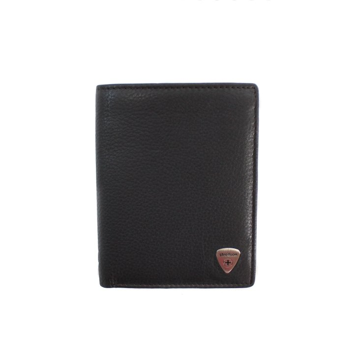 Harrison Billfold V8 dark brown