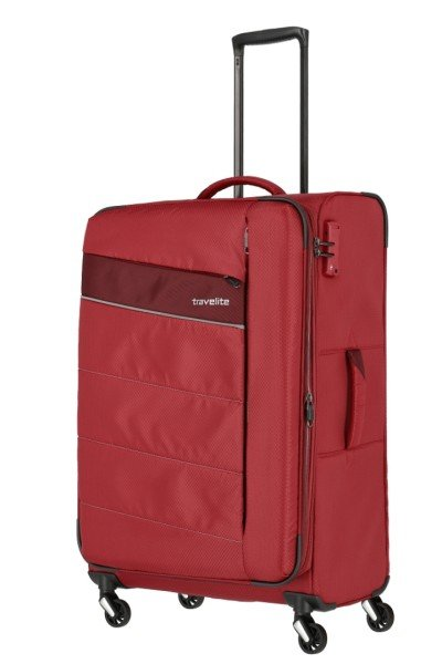 Travelite Koffer Kite 4-Rad Rot