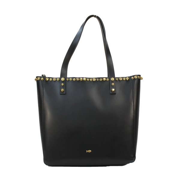 Shoppingtasche Medium black