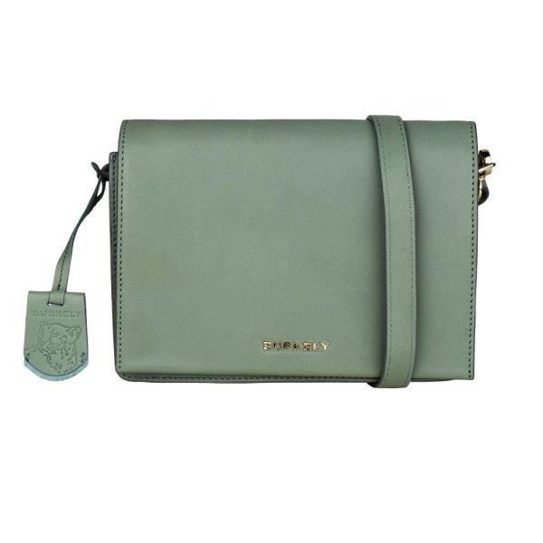 Burkely Parisian Page Crossover M Light Green