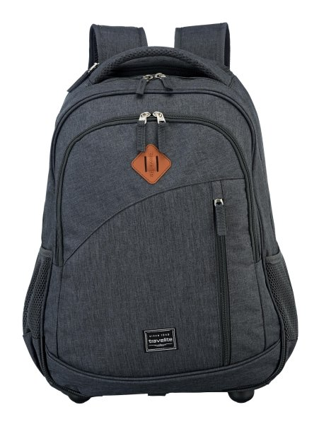 Basics Trolley Rucksack Anthrazit