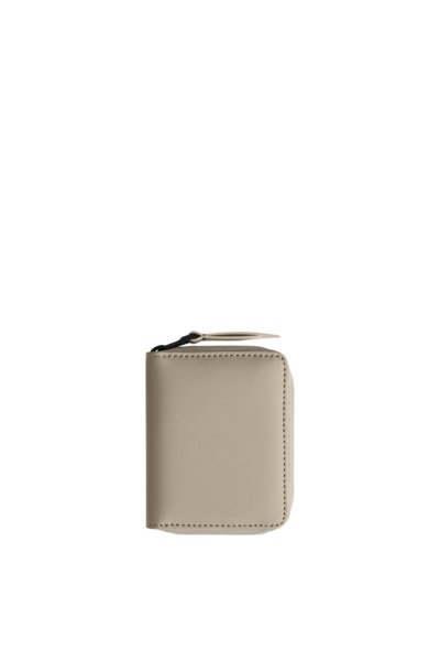 Rains Small Wallet 1627 Taupe