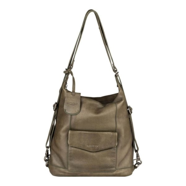 Burkely Shopper Just Jackie khaki