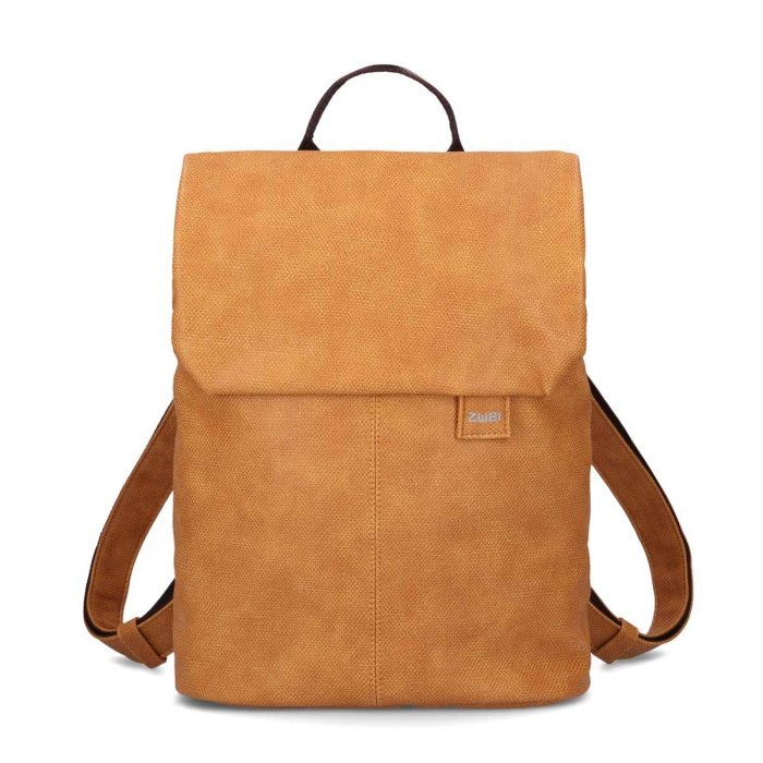 Rucksack Canvas MADEMOISELLE.M MR13-CCUR curry