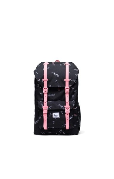Rucksack Little America Youth - Variante: Meow