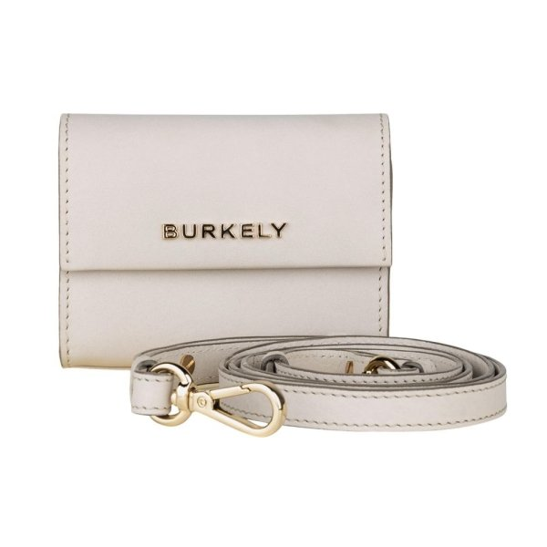 Burkely Microbag Off White