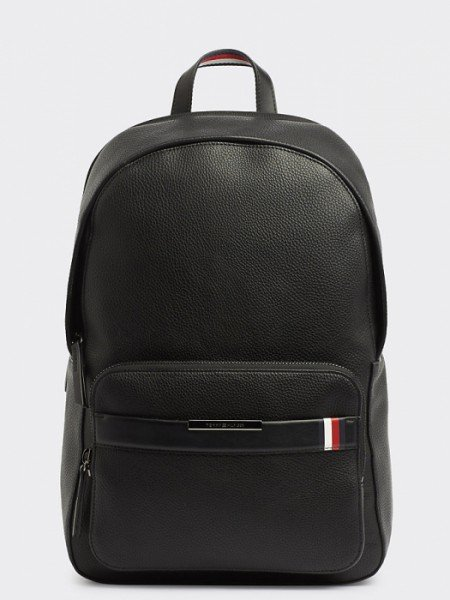 Rucksack TH Downtown Backpack schwarz