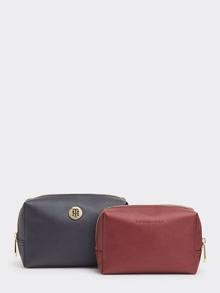 Kulturbeutel Honey 2in1 Washbag Tommy Navy-Cabernet