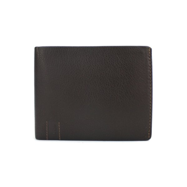 Smu Galbert Tinello Billfold H6 darkbrown