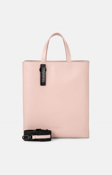 Handtasche Paper Bag Tote M dusty rose