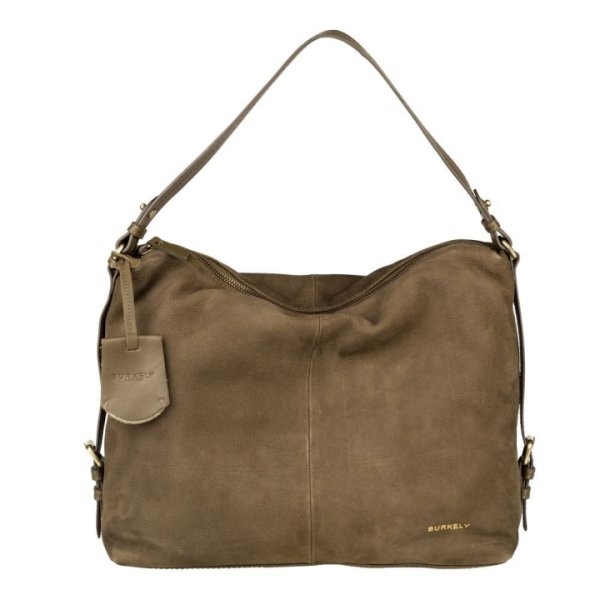 Burkely Shopper Soul Skye Hobo green