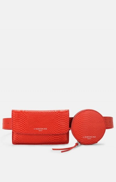 Gürteltasche Nevada Belt Bag S - Variante: poppy red / rot