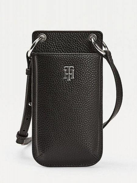 Tommy Hilfiger TH Essence Phone Wallet Black