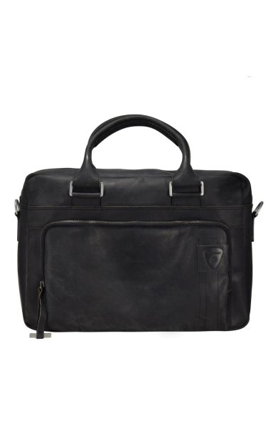 Aktentasche Richmond Briefbag MHZ schwarz