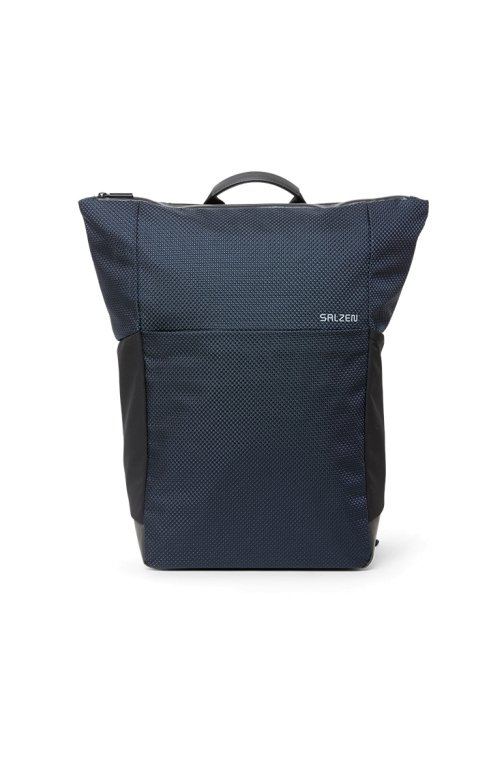 Plain Rucksack knight blue Solid X Vertiplorer Dunkelblau Business
