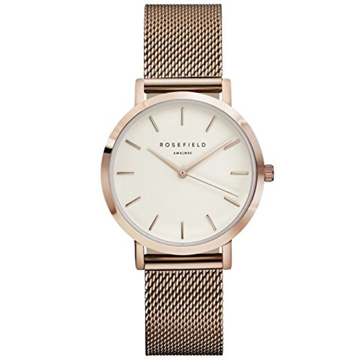 The Tribeca White Rosegold