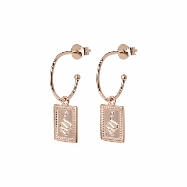 Ohrring Force Tropicale rosegold
