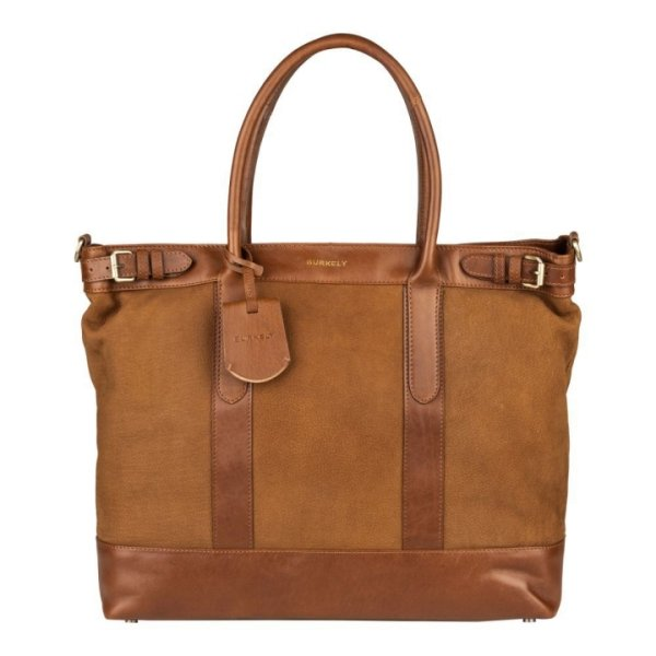 Soul Skye Workbag cognac