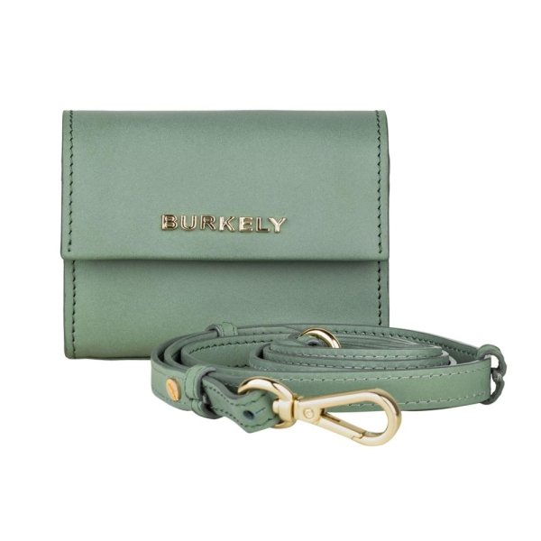 Burkely Microbag Light Green