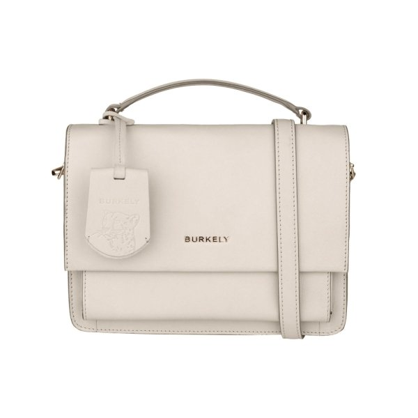 Burkely Parisian Page Citybag Off White
