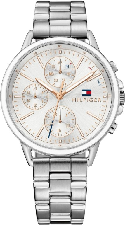 Uhr Casual Sport Silber