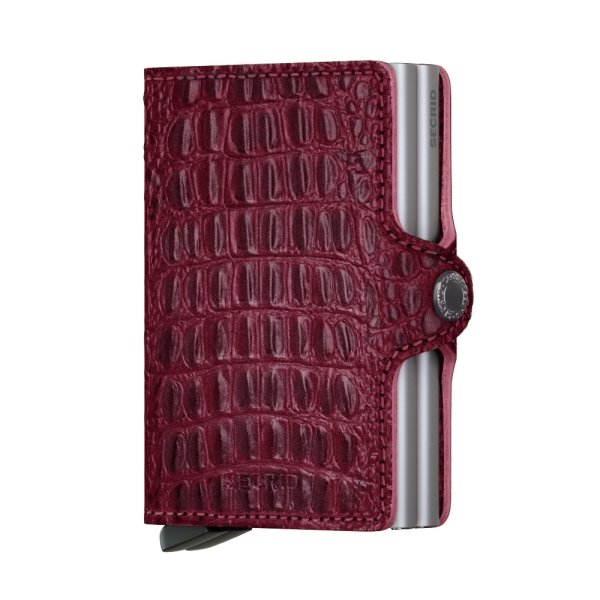Twinwallet - Farbe: Nile Red