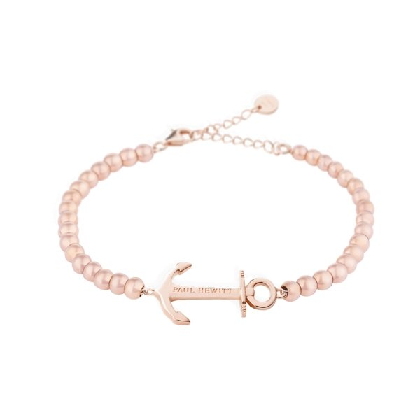 Armkette Anchor Spirit Steel IP Rosegold